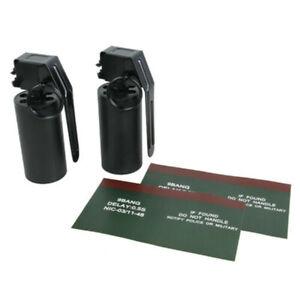 Tactical Dummy TMC2903 MK13 BTV-EL Nylon Plastic FlashBang Grenade Model Props