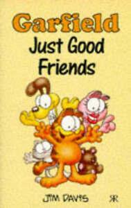 Garfield-Pocket-Books-Garfield-Just-Good-Friends-by-Jim-Davis-Jim-Davis