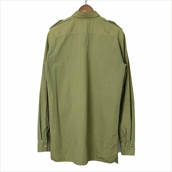 FAITH CONNEXION 15AW Big silhouette Military Shir… - image 2