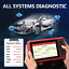 thumbnail 3 - LAUNCH X431 CRP909X Auto Diagnostic Tool OBD2 Scanner TPMS ALL SYSTEM as MK808
