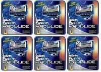 Genuine Gillette Fusion Proglide Razor Refill Cartridge Blades, 48 Count