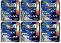 Genuine Gillette Fusion Proglide Razor Refill Cartridge Blades, 48 Count