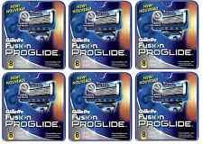 Genuine Gillette Fusion Proglide Razor Refill Cartridge Blades, 48 Count  NEW