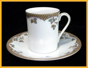 Royal-Doulton-Lynnewood-Coffee-Cans-amp-Saucers-NEW