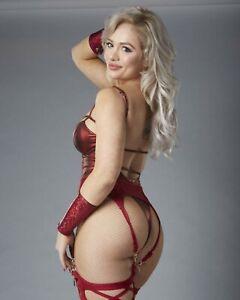 Scarlett Bordeaux 8X10 WWE WWF Photo Print