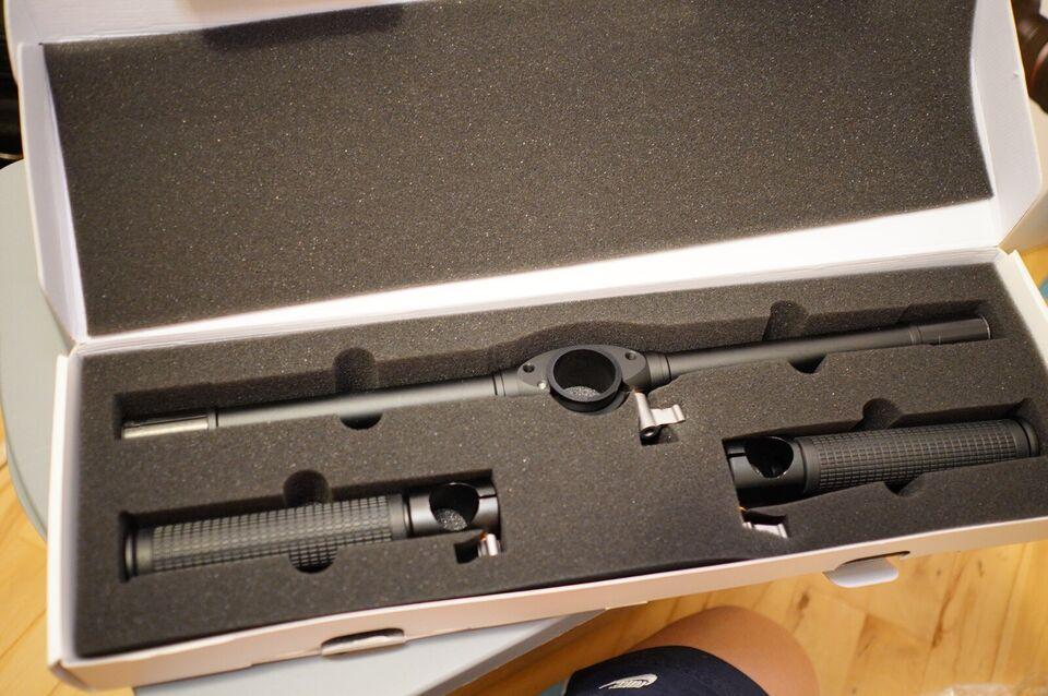 Crane Extended Handle / Dual grip, Zhiyun, Perfekt