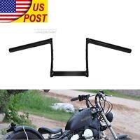 Drag 1 Z Bar Motorcycle Handlebar For Harley Fxr Flst Flt Xl Fl Motorcycle