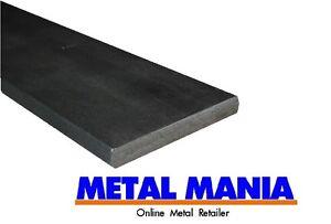 Mild-steel-black-flat-strip-40mm-x-5mm-x-3-mtr-new