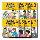 Finger Phonics Books 1-7 in Print Letters 9781844141524 by Sue Lloyd
