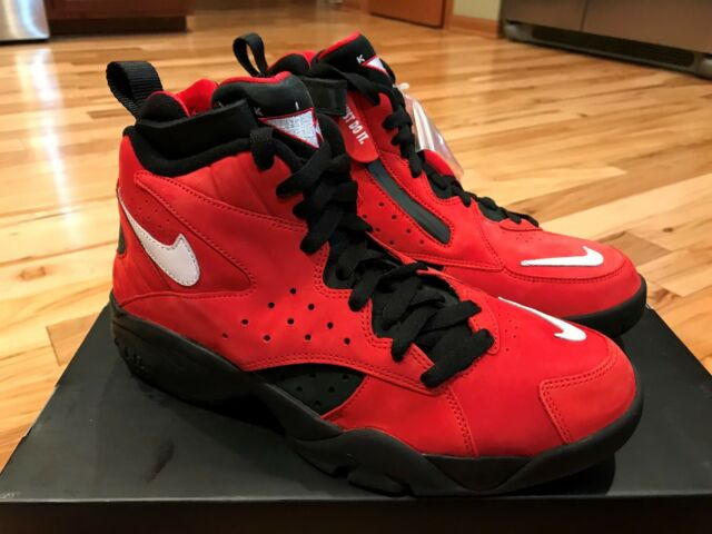 Nike X Kith Air Maestro 2 Red DS Deadstock Ah1069 600 Size 7