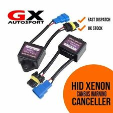 2X Xenon HID Flicker Error Warning Canceller CANBUS Capacitors Decoder Kits D2Y0