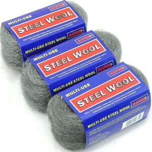 Top-Quality-Rapide-Steel-Wire-Wool-Grade-Fine-Medium-Course-100g-Very-Long-Roll