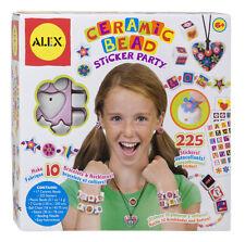Bijoux en céramique créer Ceramique Perle Sticker Fête de Alex 01753