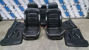 Seat-Leon-MK1-Complete-Leather-Interior-Front-amp-Rear-Seats-With-Door-Cards