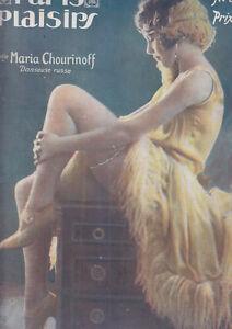 C1 Simenon Pseudo Sim Madeleine Bastille 2 Paris Plaisirs 1925 Curiosa