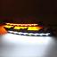 thumbnail 4 - DRL Car LED Daytime Running Light W/ Dynamic Streamer Turn Lamp for Mazda CX-5