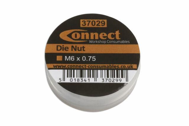 Connect 37029 Ecrou M6 X 0.75 De 4554