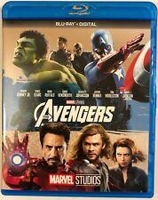 The Avengers (blu-ray Disc 2012 Widescreen) Chris Evans Marvel