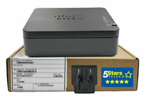 Cisco ATA192 Multiplatform Analog Terminal Adapter (ATA192-3PW-K9) - Brand New