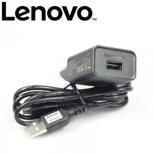 New Lenovo Travel Charger with USB Cable - For Lenovo A6000 Plus / S920 / A7000