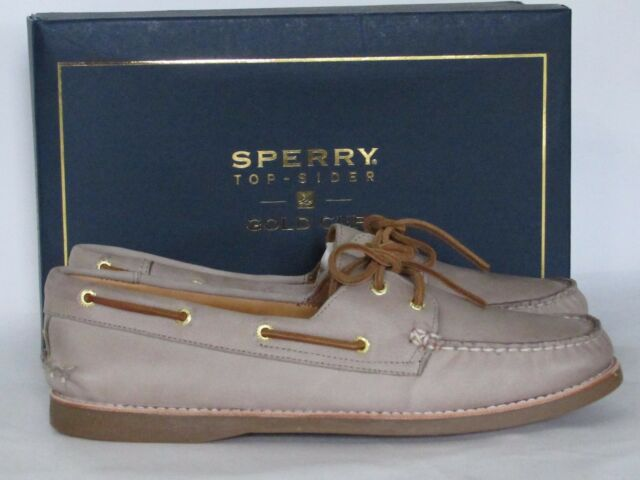 Sperry Top-Sider Gold Cup A//O 2-Eye Men/'s Boat Shoes Leather Comfort Walking NIB