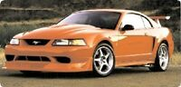 2000 Mustang Cobra Photo License Plate