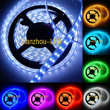 10M 5050 RGB Double Row 600Leds/5M Tube Waterproof Flexible LED Strip light 12V