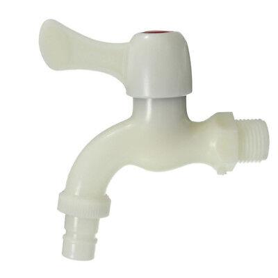 Price Garden Washing Sink Kitchen 11mm Faucet Water Tap Off White Plastic