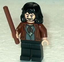 HARRY POTTER #15 Lego Sirius Black w/wand Custom NEW Genuine Lego parts rb