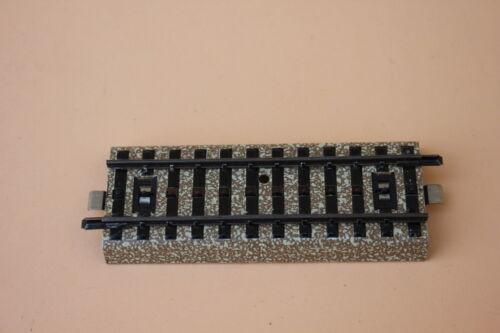 V067 Marklin train Ho M compensation rail droit 5107 1//2 9 cm Märklin