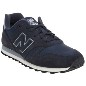 6464e9abab43d New MENS NEW BALANCE NAVY BLUE 373 SYNTHETIC Sneakers Retro | eBay