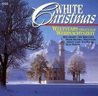 White Christmas-Weltstars singen zur Weihnachtszeit Bing Crosby, Nat King.. [CD]