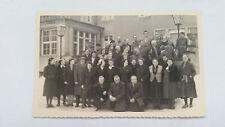 Foto 29K1440 Personengruppe in Kyritz Ostpreußen ca.9x13cm