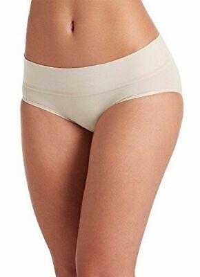 Jockey Women/'s Underwear Natural Beauty Seamfree Hipster Panty New With Tags *e