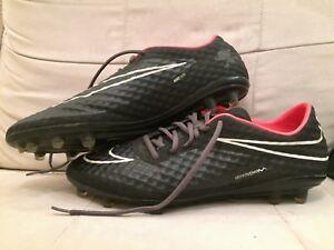 necesidad Milímetro Están deprimidos  Nike Hypervenom Fantasma Fg Acc Orma Botines De Fútbol Botas US12 | eBay
