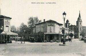 Carte-REVEL-La-Patte-d-039-Oie