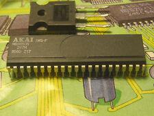 MB88505 - 297M High Speed CMOS Single chip 4bit microcomputer   1pcs