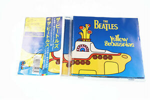The Beatles - Yellow Submarine Songtrack TOCP-65300 JAPAN OBI CD A10223