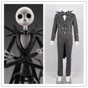 The-Nightmare-Before-Christmas-Cosplay-Costume-Jack-Skellington-Stripe-Cool