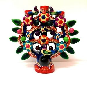 Mini-Izucar-Ceramic-Tree-of-Life-Authentic-Mexican-Folk-Art-by-Arte-Casbal-01