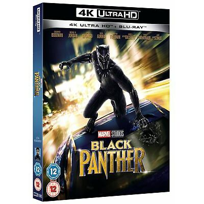 Black Panther (4K Ultra HD + Blu-ray) [UHD]