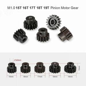 HSP 19T Métal Pinion Moteur Gear Pour 1:10 RC Voiture Électrique GB Vendeur