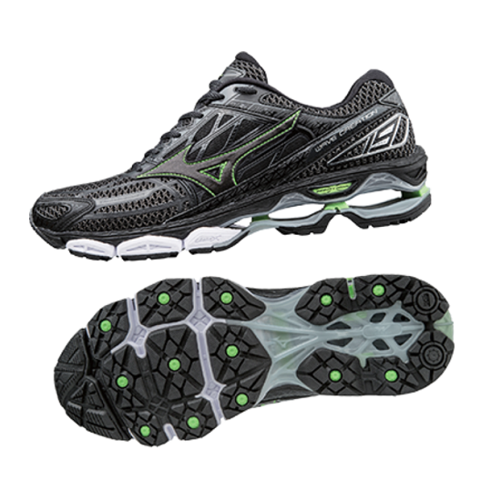 Mizuno Wave Creation Creation Creation 19 para hombres zapatos para correr 100% Auténtico J1GC170141 un 17U d91875