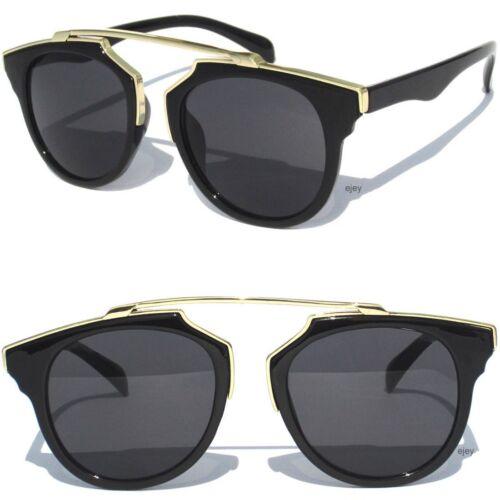 CAT EYE SUNGLASSES Classic Retro Design Sunnies Oversize Front Designer Inspired