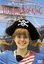 The New Adventures of Pippi Longstocking Tami Erin, Eileen Brennan, Dennis Duga