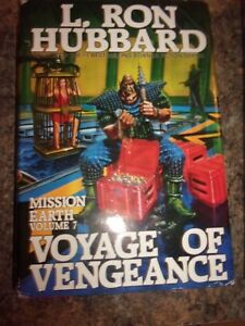 Voyage-of-Vengeance-by-L-Ron-Hubbard-hardcover-with-dustjacket-LOTL
