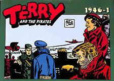 [272] TERRY AND THE PIRATES ed. Comic Art 1946 Yellow Kid n.  140 stato Ottimo