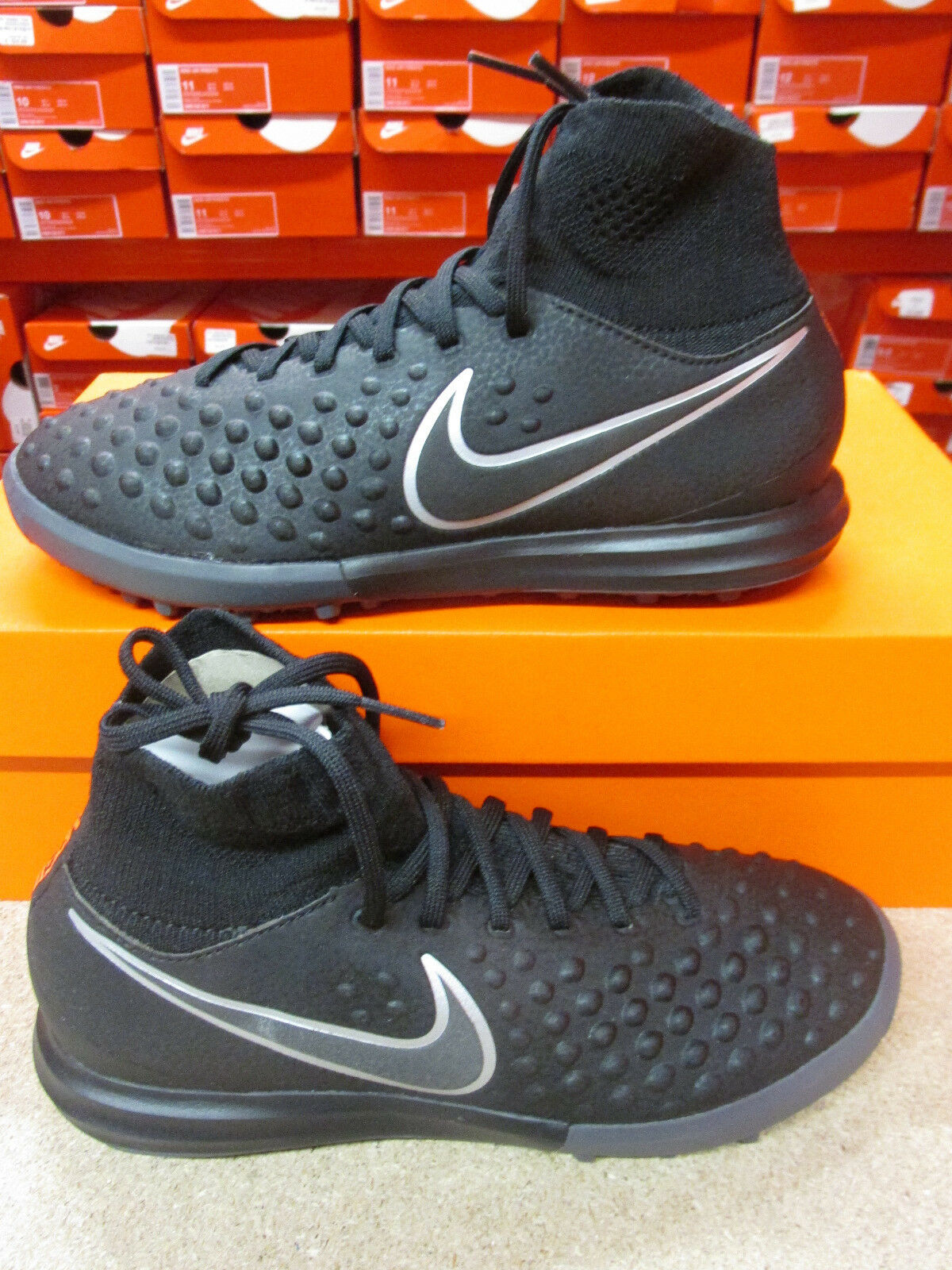 Nike Junior Magistax Proximo II Tf Chaussures de Foot 843956 009 Football