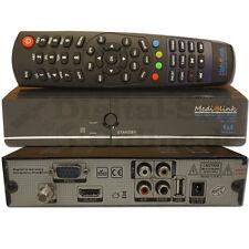 ►Medialink Black Panther Smart Home FTA FullHD SAT Receiver USB HDTV IPTV ML1100