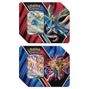 Pokemon-TCG-Legends-of-Galar-Dosen-Set-2-zacian-V-amp-zamazenta-V-Promo-Vorverkauf
